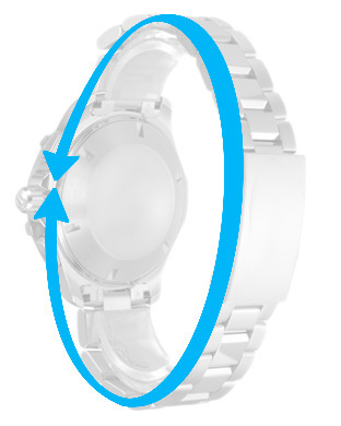 Μήκος πιασίματος είναι το μήκος ενός ρολογιού από άκρη σε άκρη. Το μέγεθος  των ανδρικών ρολογιών κυμαίνεται συνήθως από 17 έως 25 cm. Στα γυναικεία  ρολόγια ... 9a775aaf8d7