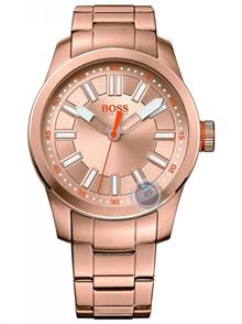 Rose Gold Matte Stainless Stee