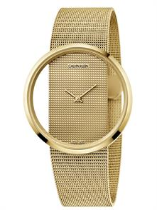 Gold Tone Stainless Steel Mesh