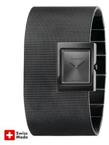 Black Tone Stainless Steel Mes