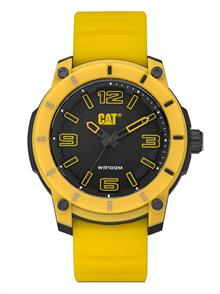 Yellow Rubber Strap