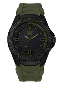 Green Rubber Strap