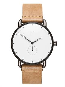 Sand Brown Leather Strap