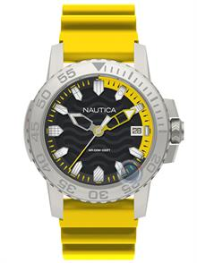 Yellow Silicon Strap