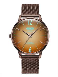 Brown Tone Stainless Steel Mes