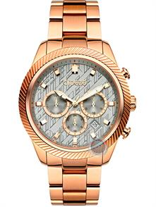 Rose Gold Tone Tone Stainless