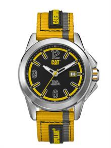 Yellow Nylon Strap