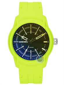 Lime Silicone Strap