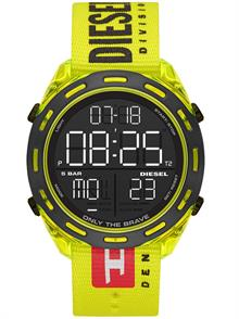 Yellow Synthetic Strap