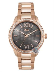 Rose Gold Stainless Steel Brac