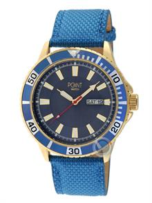 Light Blue Synthetic Strap